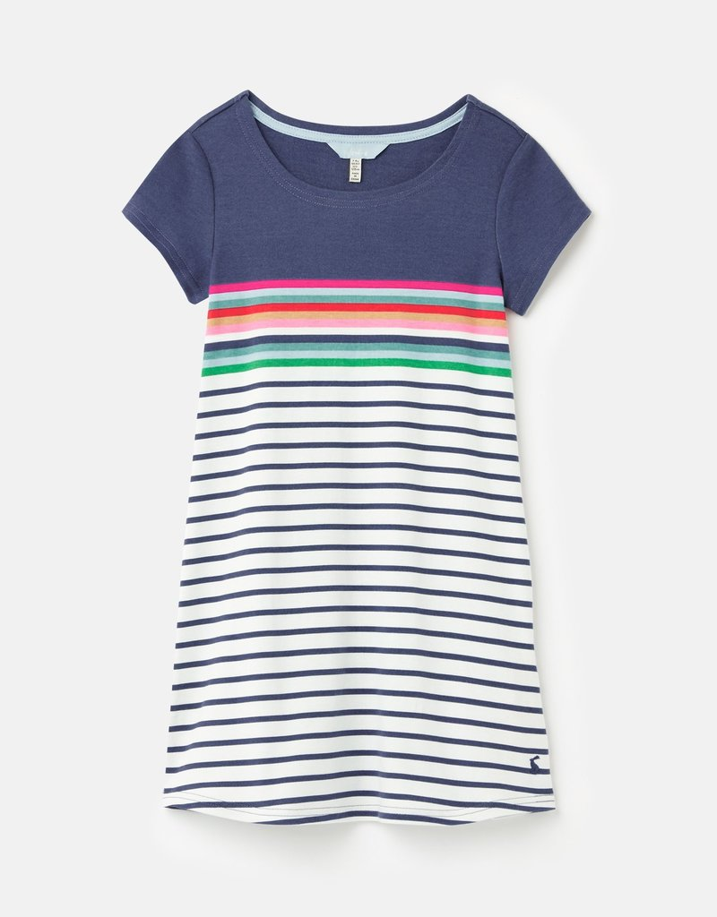 Little Joule Riviera SS Bordstripe Dress