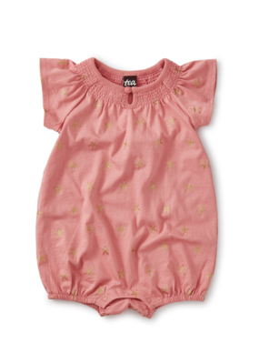 Tea Collection Smocked Romper