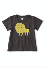 Tea Collection Lion Cub Baby Tee
