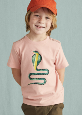 Tea Collection Winged Snake Tee