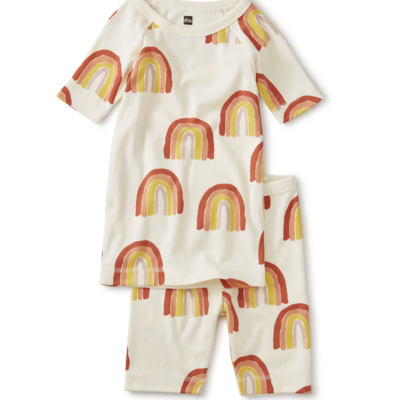 Tea Collection Shortie Pajamas