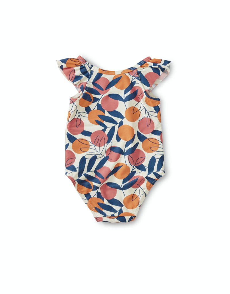 Tea Collection Flutter Baby One-Piece