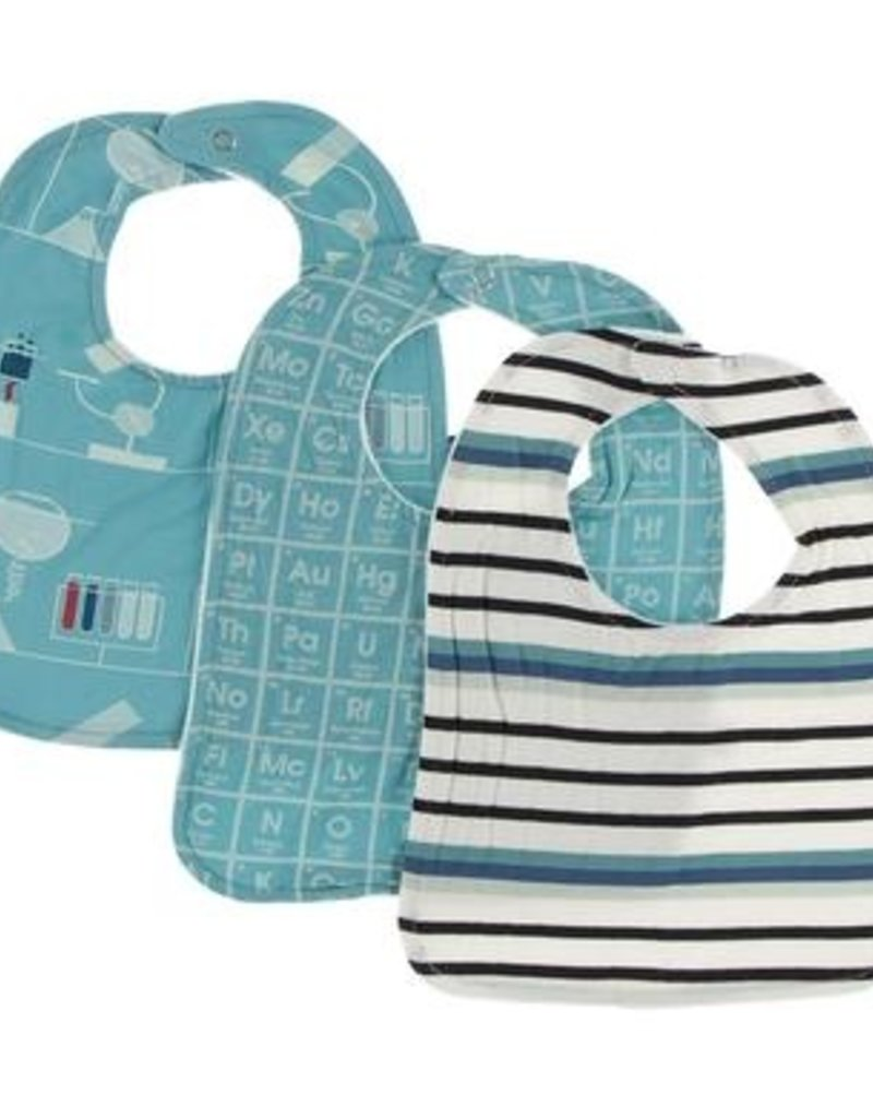 Kickee Pants Bib Set