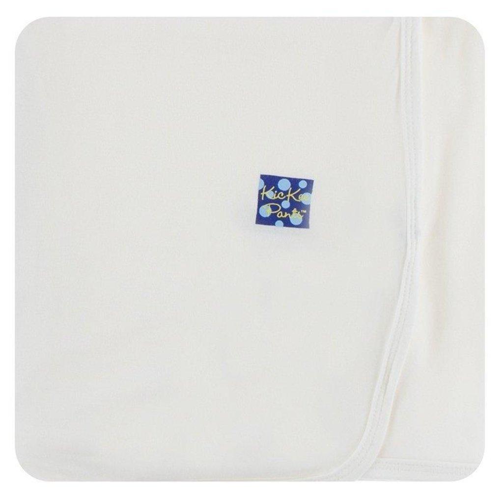 Kickee Pants Solid Swaddling Blanket