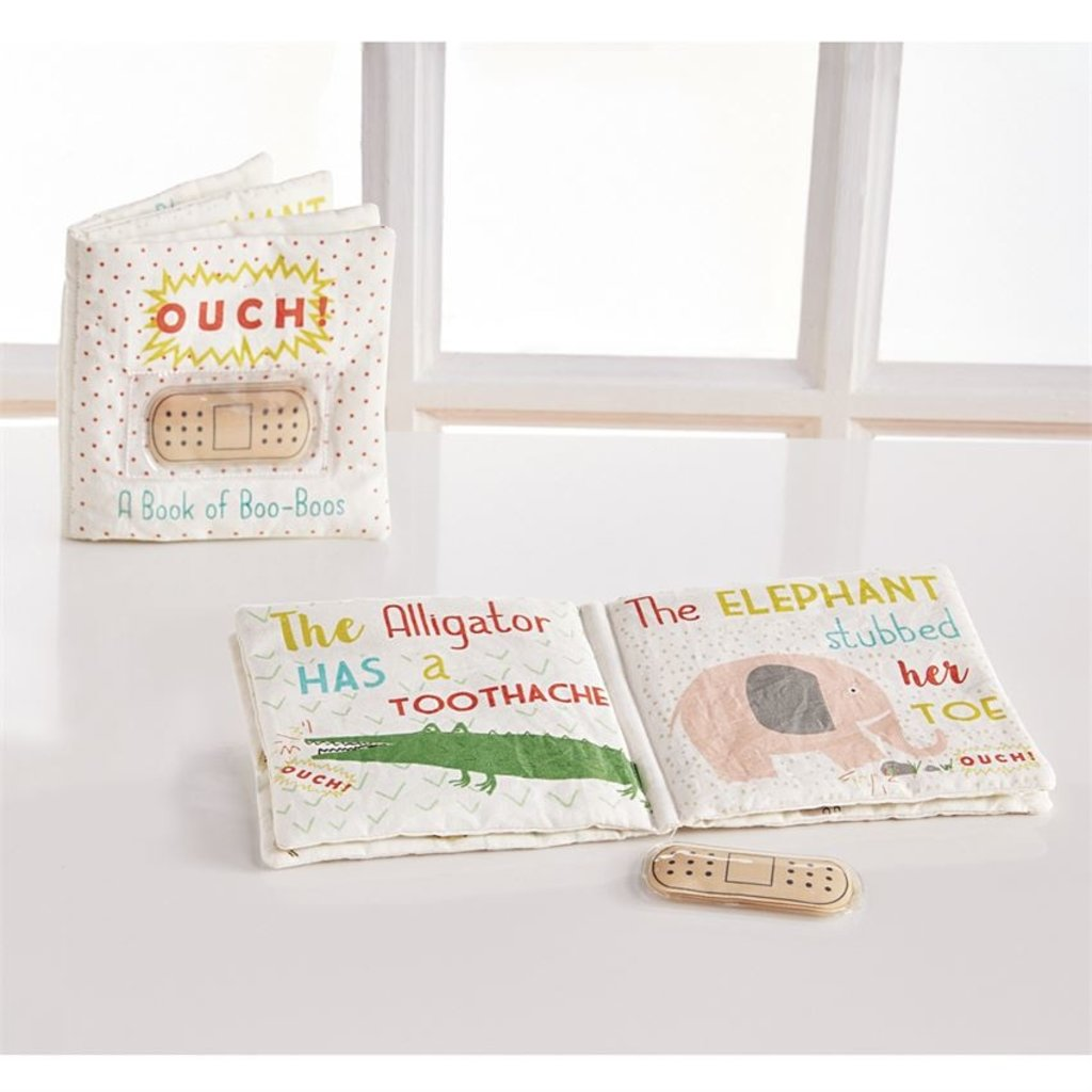 Mud Pie ouch pouch book