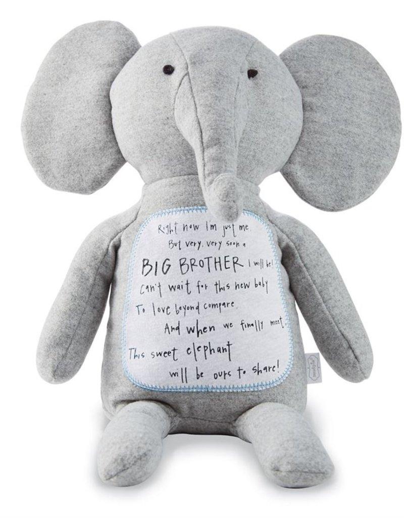 Big brother Elephant plush