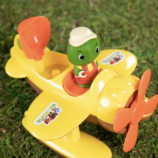 Fat Brain Toy Co Timber Tots Seaplane