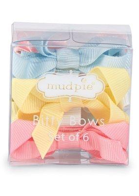 Mud Pie Rainbow Bitty Bows