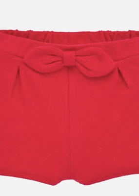 Mayoral USA Red Solid Short