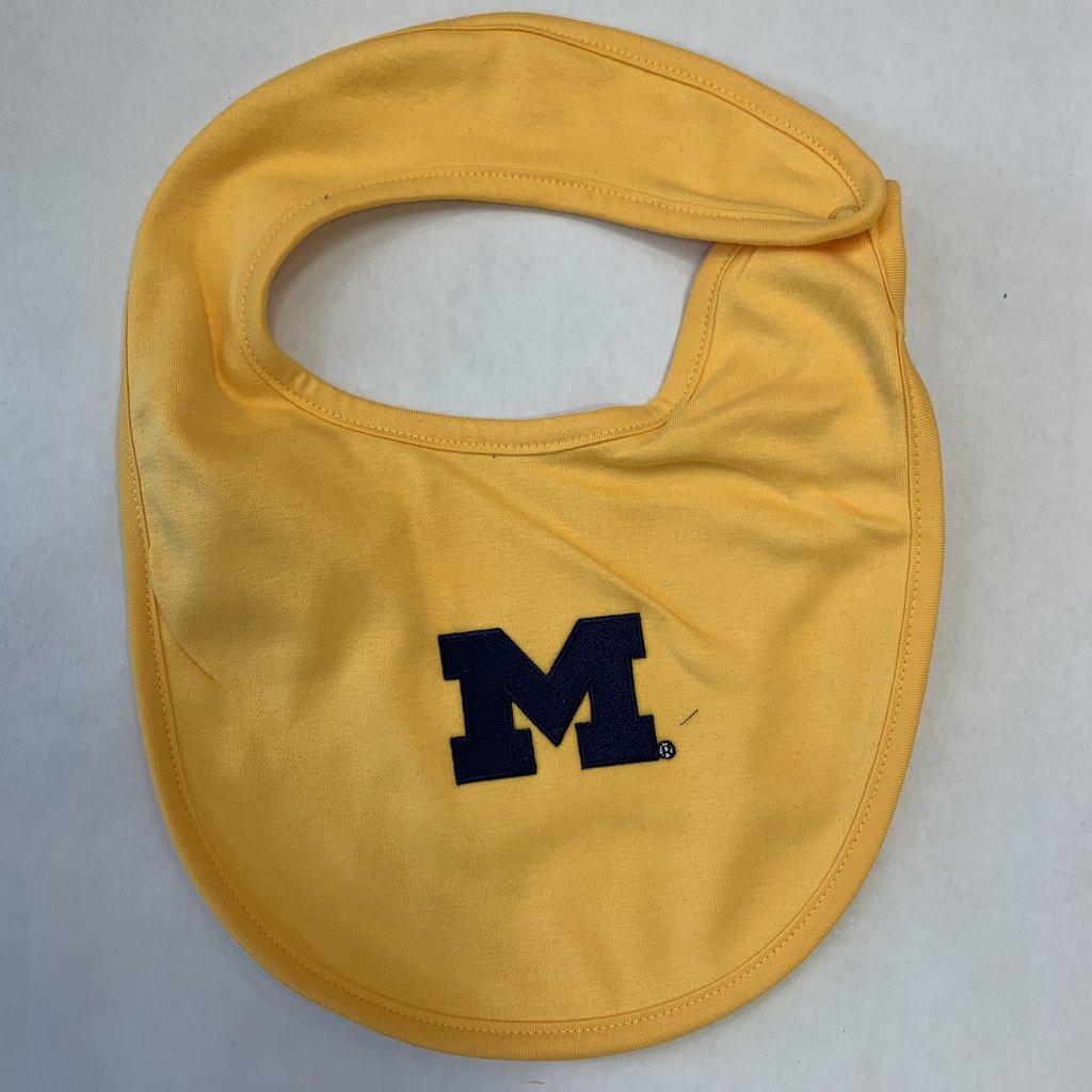 Creative Knitwear Maize Michigan Bib