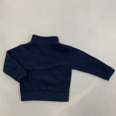 Creative Knitwear Navy Michigan Polar Fleece Jacket