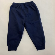 Creative Knitwear Navy Michigan Sweatpants