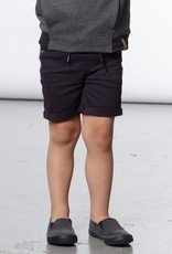 Deux Par Deux Peacoat Bermuda Shorts