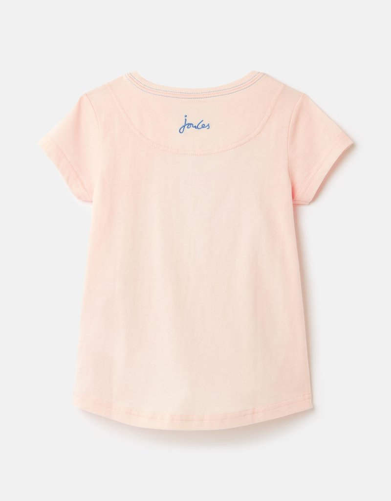 Little Joule ASTRA sequin popsicle top