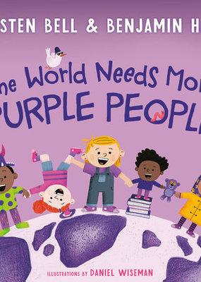 Penguin Random House, LLC World needs more purple people