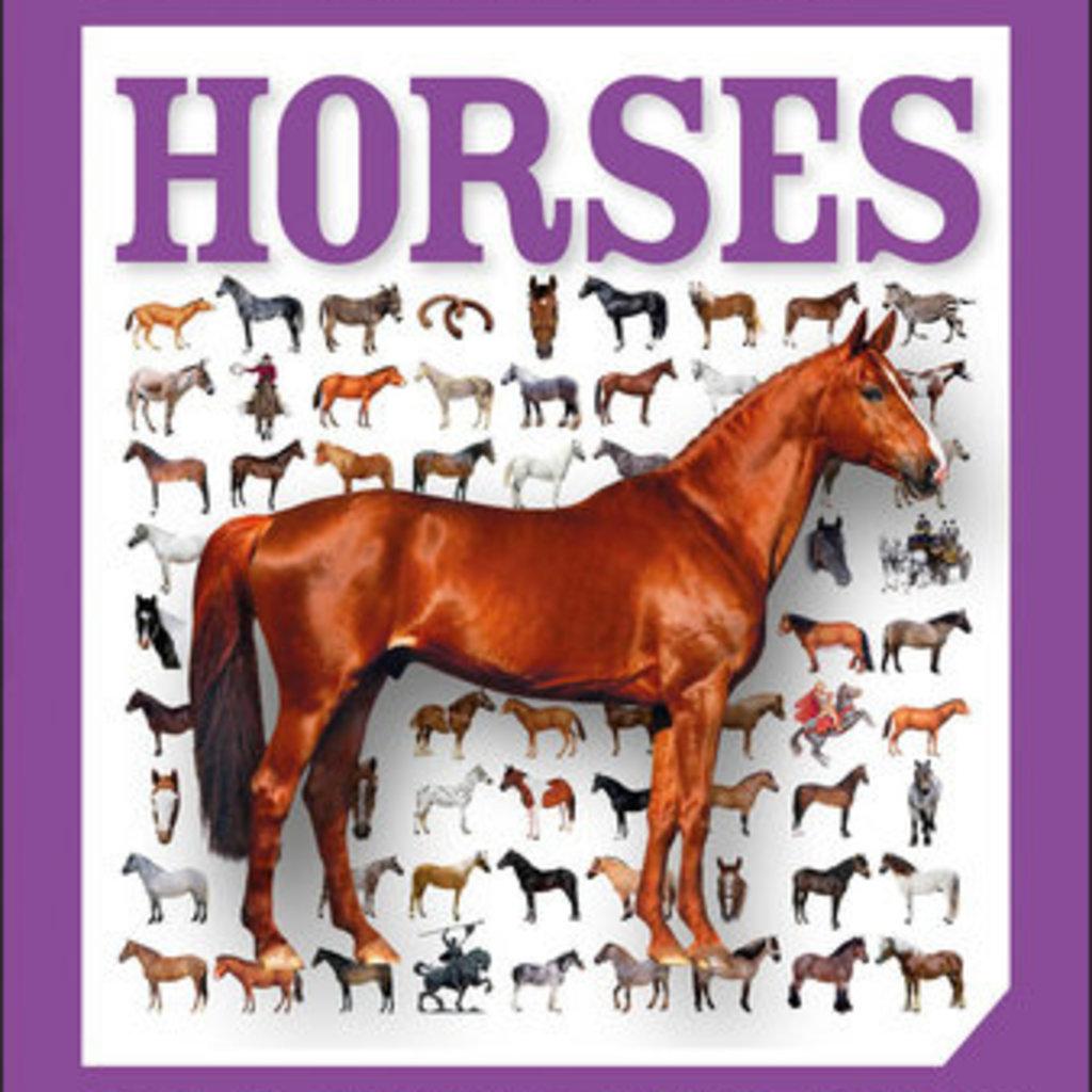 Penguin Random House, LLC PKT GEN HORSES PB-PGI