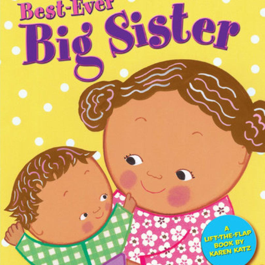 Penguin Random House, LLC BEST-EVER BIG SISTER-PGI