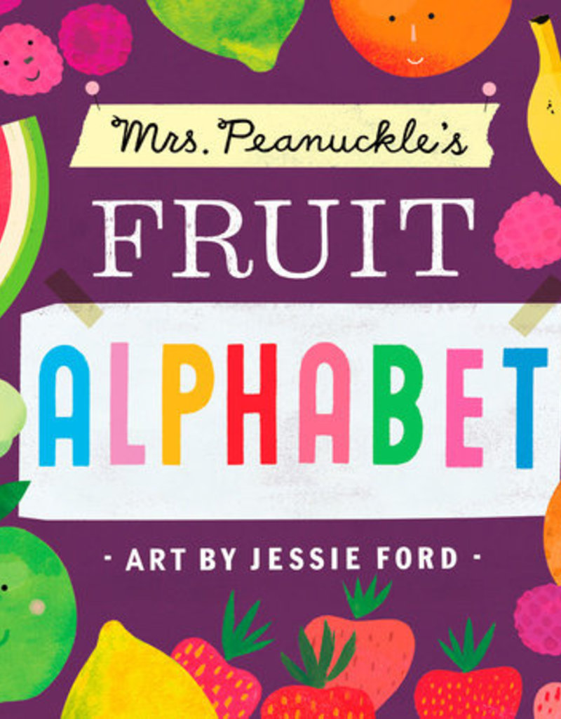 Penguin Random House, LLC MRS. PEANUCKLES FRUIT ALP-RH