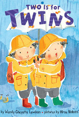 Penguin Random House, LLC TWO IS FOR TWINS BOARD BO-PGI