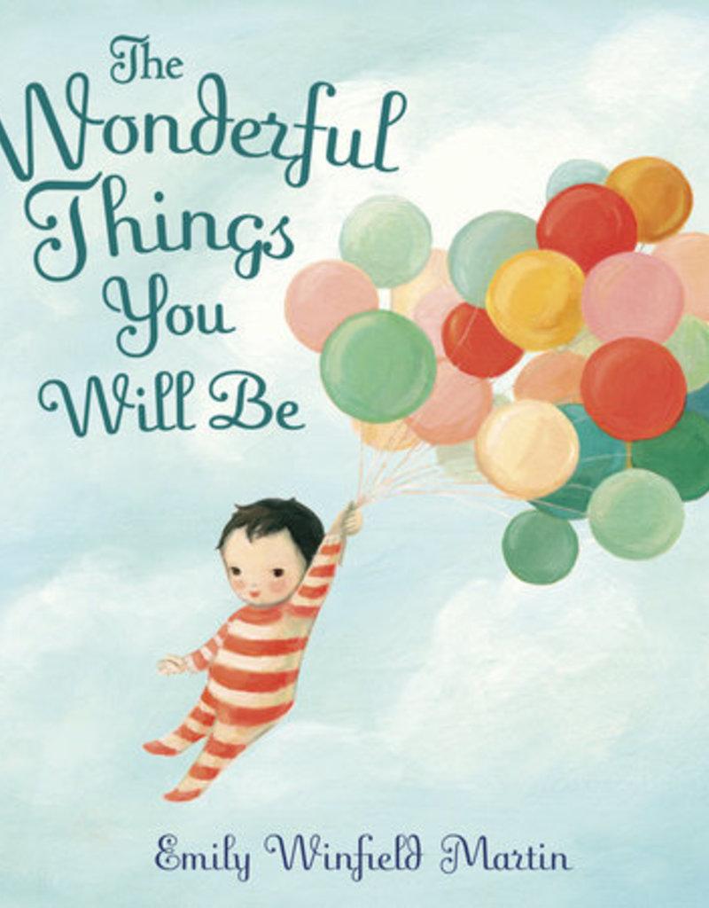 Penguin Random House, LLC WONDERFUL THINGS YOU WILL-RH