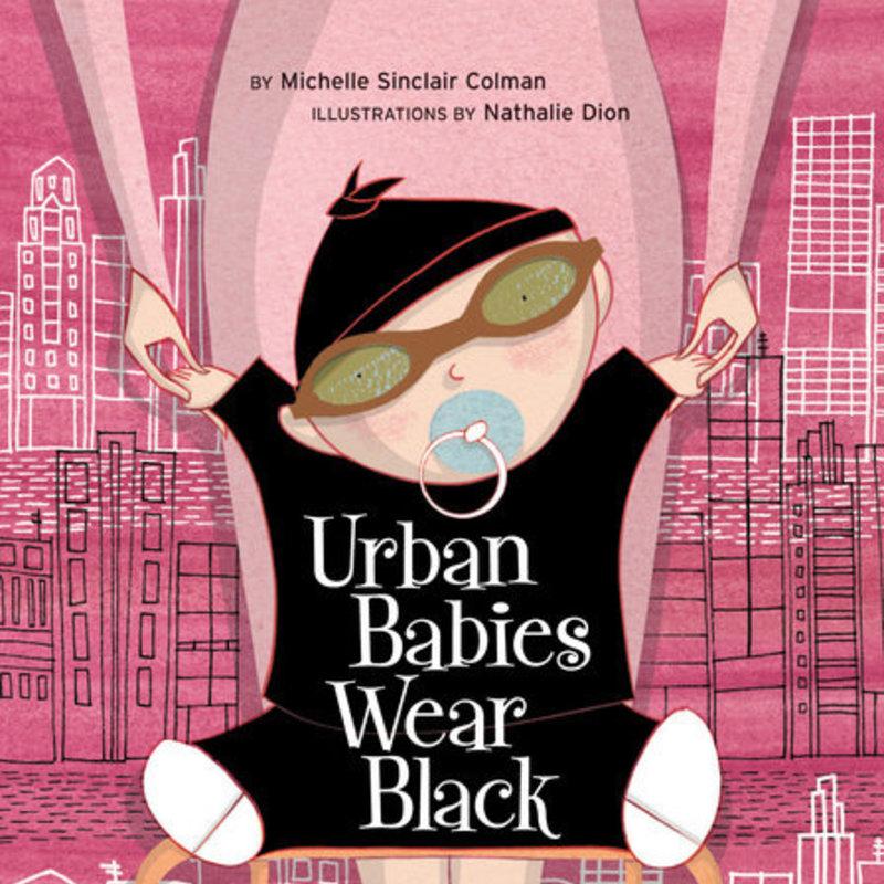 Penguin Random House, LLC URBAN BABIES WEAR BLACK-RH