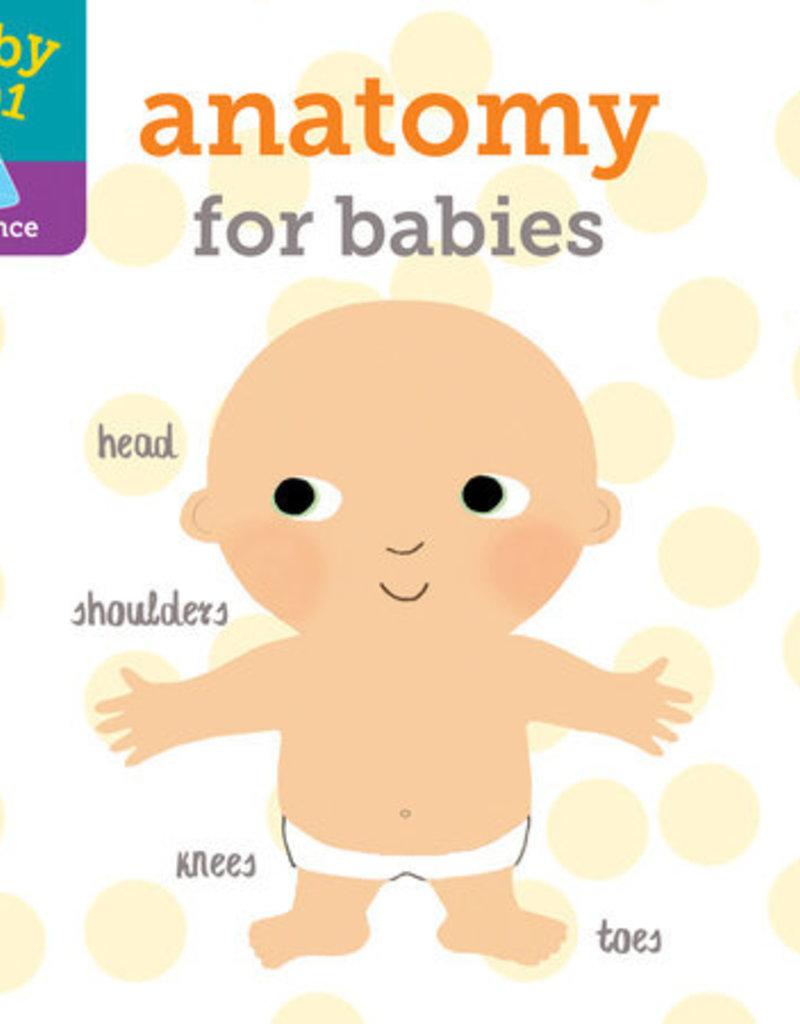 Penguin Random House, LLC BABY 101: ANATOMY FOR BAB-RH