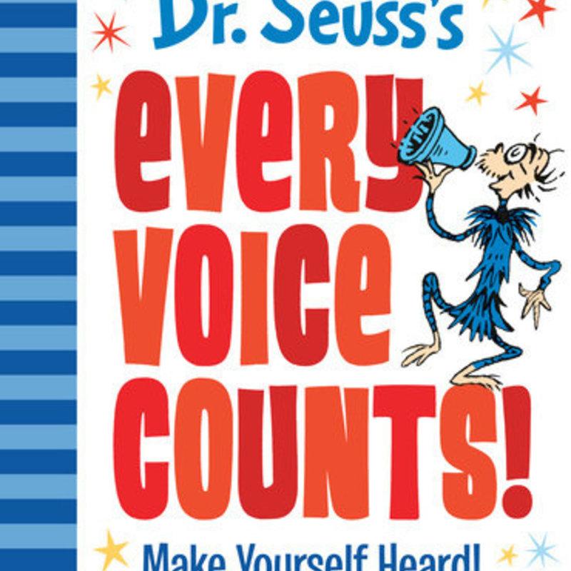 Penguin Random House, LLC DR. SEUSS'S EVERY VOICE C-RH