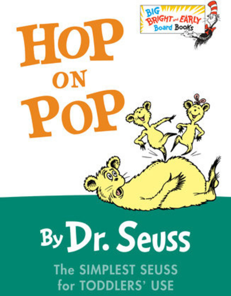 Penguin Random House, LLC HOP ON POP-RH