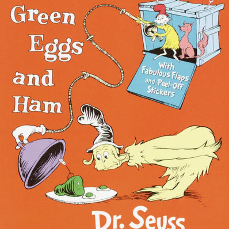 Penguin Random House, LLC GREEN EGGS AND HAM-RH