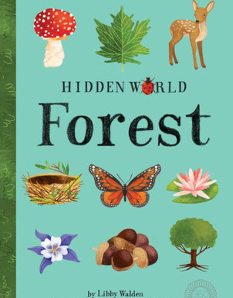 Penguin Random House, LLC HIDDEN WORLD: FOREST-RH