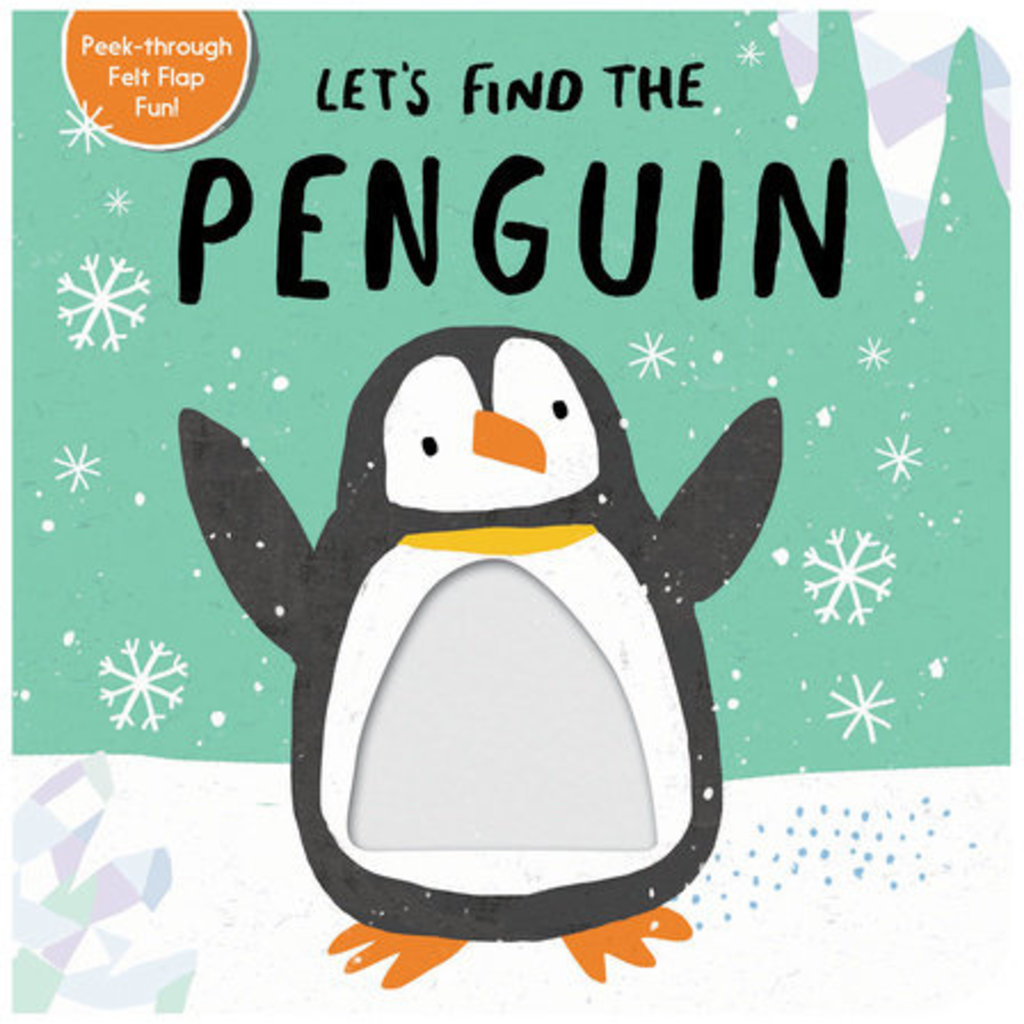 Penguin Random House, LLC LET'S FIND THE PENGUIN-RH