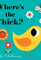Penguin Random House, LLC WHERE'S THE CHICK?-RH