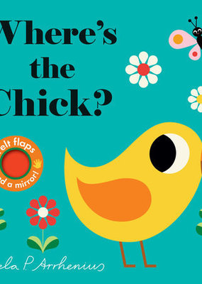 Penguin Random House, LLC WHERE'S THE CHICK?-RH