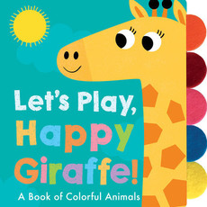 "Penguin Random House, LLC ""LET'S PLAY, HAPPY GIRAFFE-RH"""