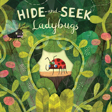 Penguin Random House, LLC HIDE-AND-SEEK LADYBUGS-RH