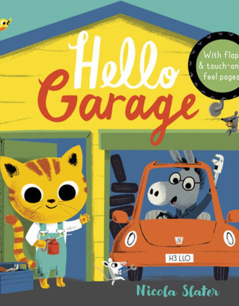 Penguin Random House, LLC HELLO GARAGE (BRD)-RH