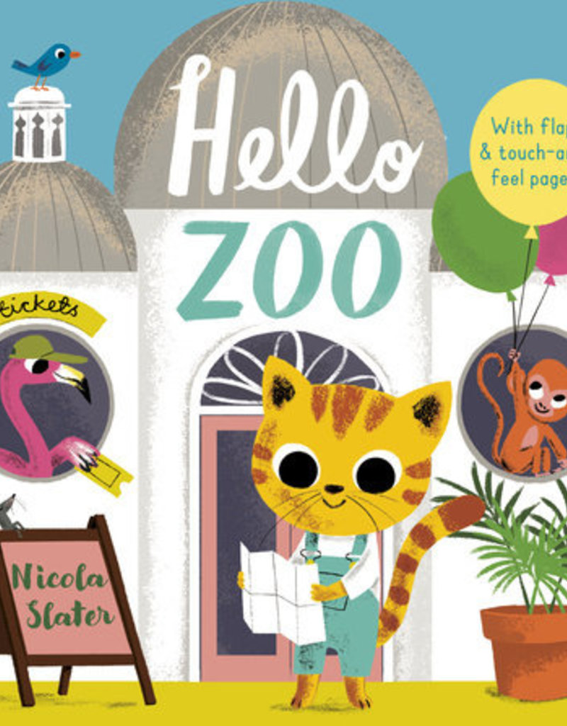 Penguin Random House, LLC HELLO ZOO (BRD)-RH