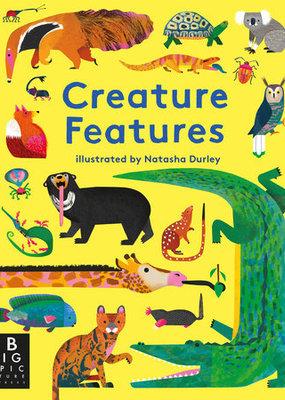 Penguin Random House, LLC CREATURE FEATURES-RH