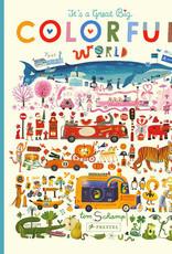 "Penguin Random House, LLC ""GREAT, BIG COLORFUL WORLD-RH"""