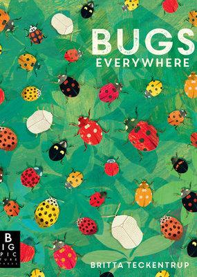 Penguin Random House, LLC BUGS EVERYWHERE-RH