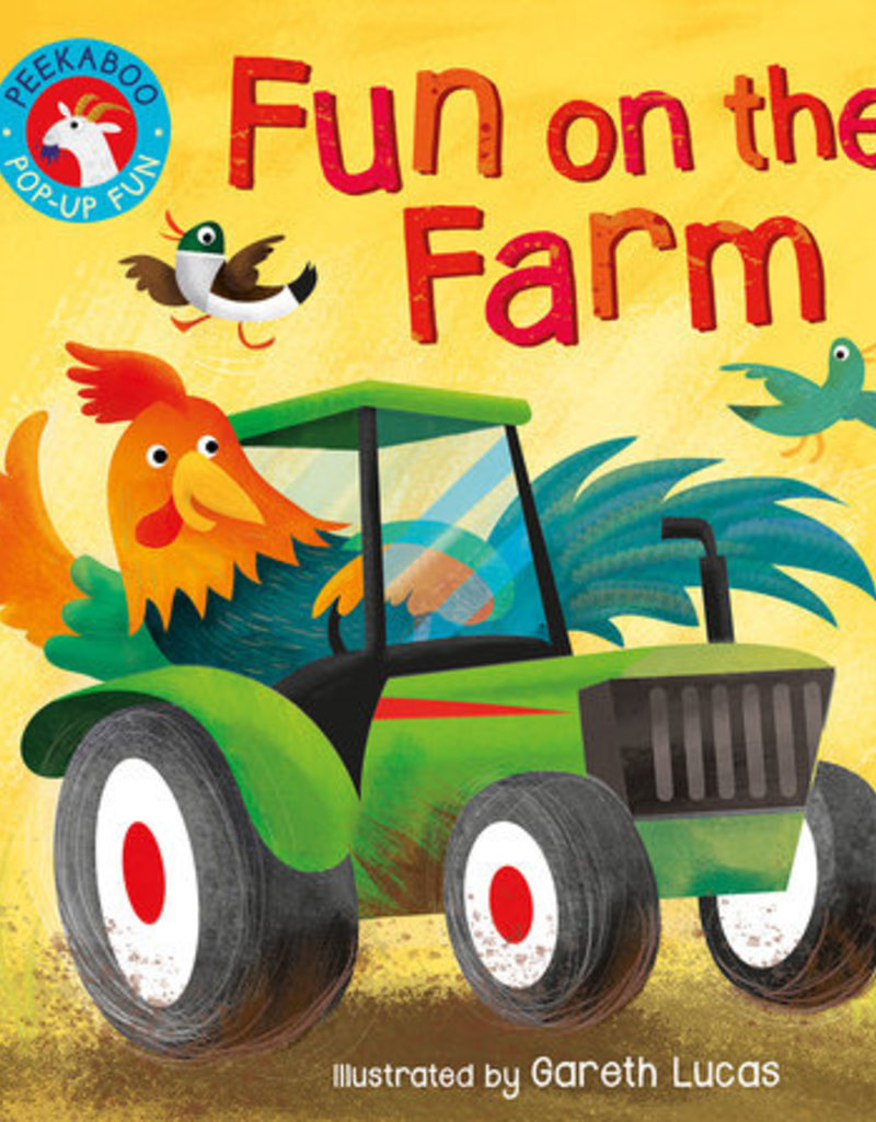Penguin Random House, LLC FUN ON THE FARM-RH