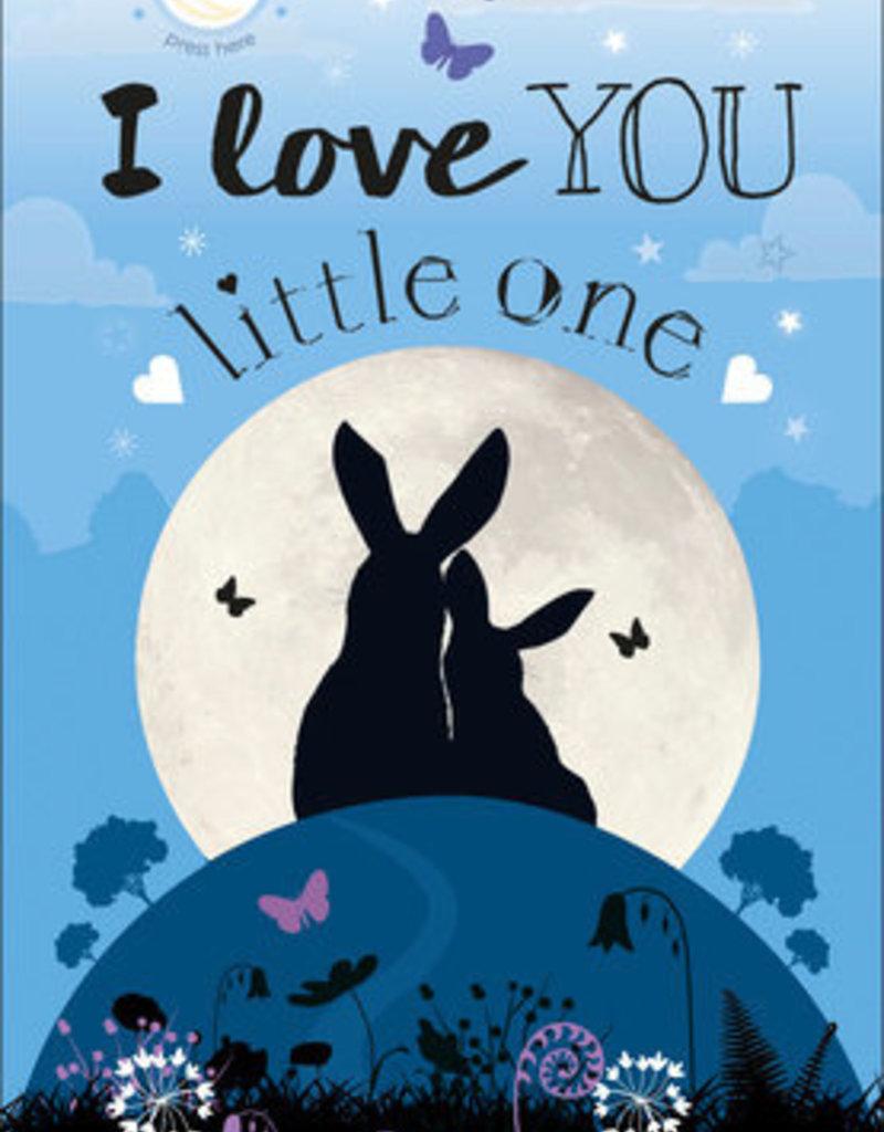 """Penguin Random House, LLC """"I LOVE YOU, LITTLE ONE-RH"""""""