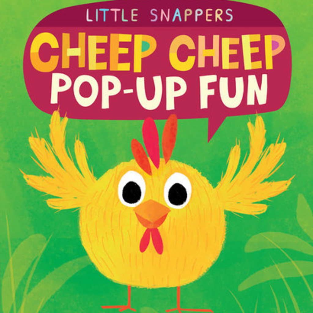 Penguin Random House, LLC CHEEP CHEEP POP-UP FUN-RH
