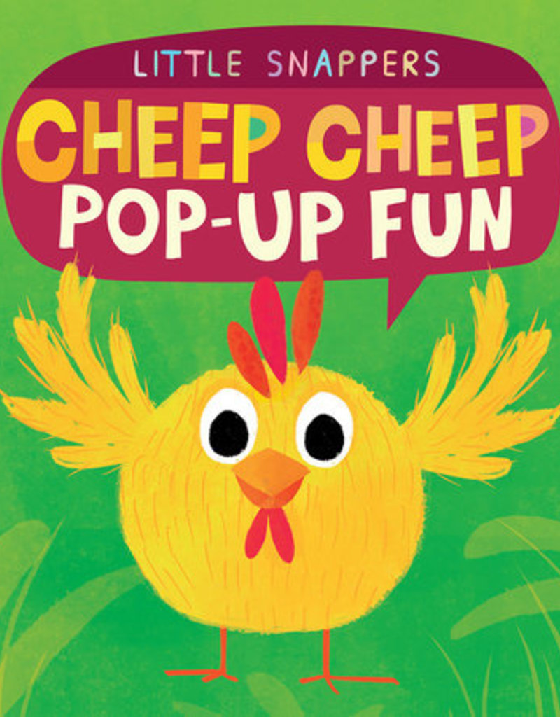 Penguin Random House, LLC CHEEP CHEEP POP-UP FUN-RH