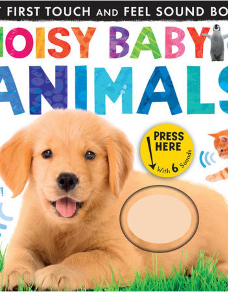 Penguin Random House, LLC NOISY BABY ANIMALS-RH