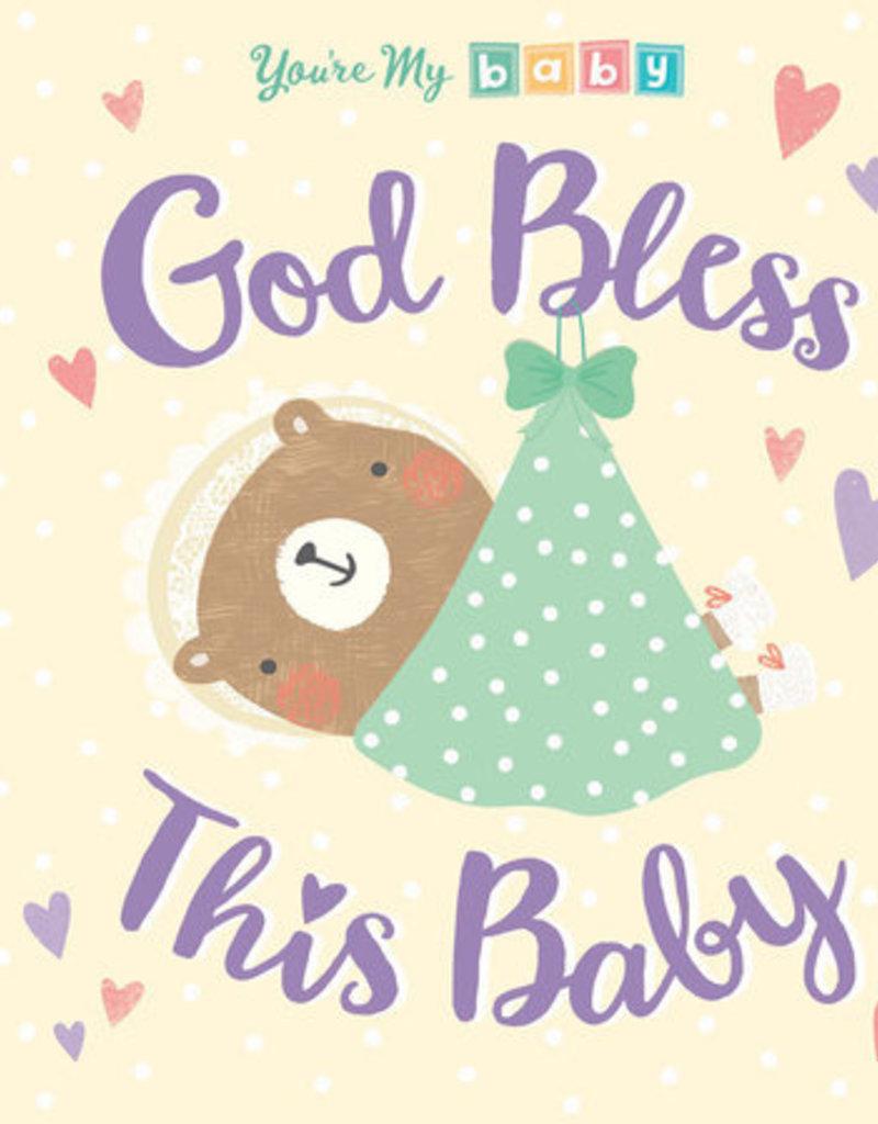 Penguin Random House, LLC GOD BLESS THIS BABY-RH