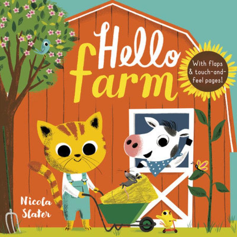 Penguin Random House, LLC HELLO FARM (BRD)-RH