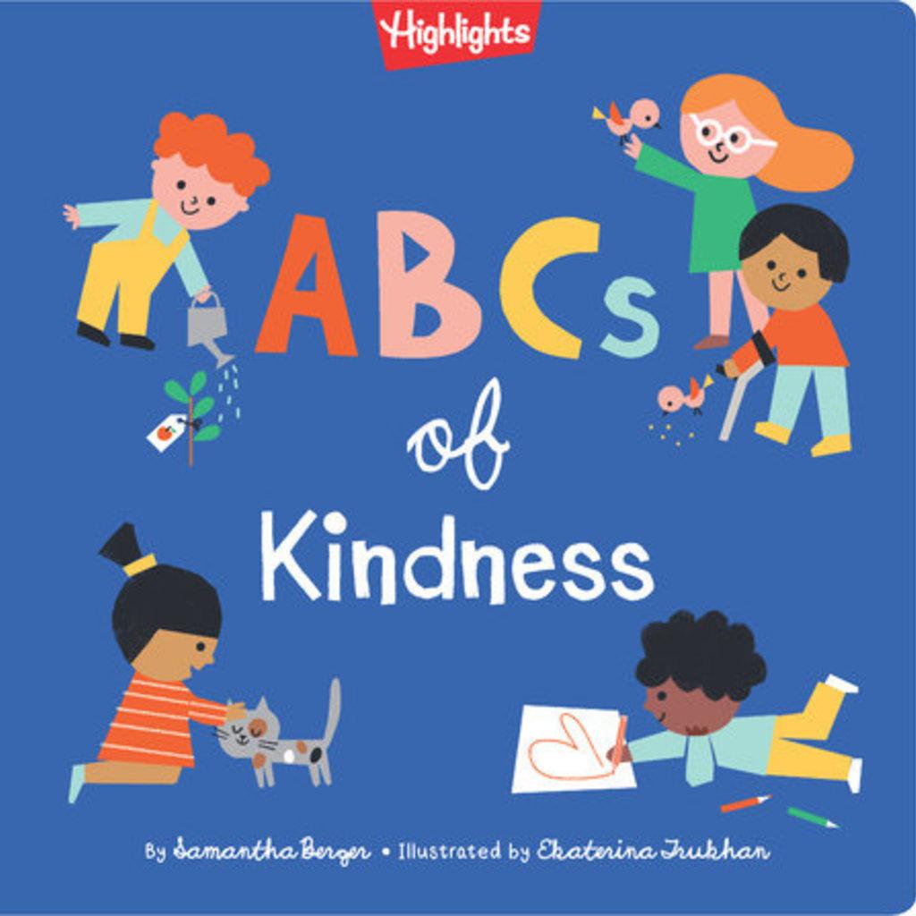Penguin Random House, LLC ABCS OF KINDNESS-PGI