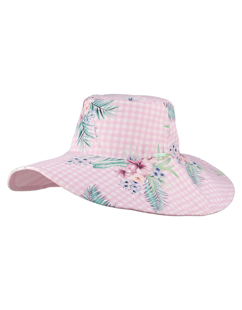 Millymook Girls Wide Brim
