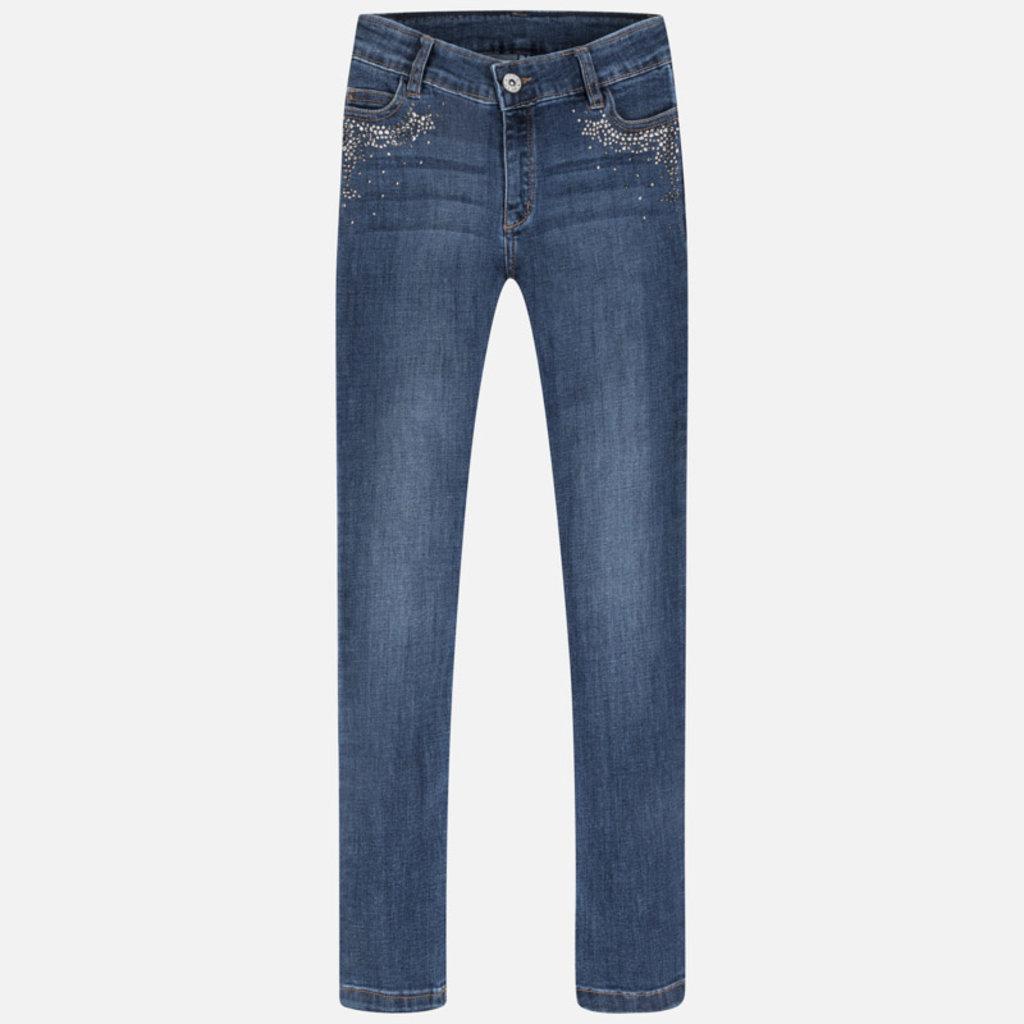 Mayoral USA denim Long trousers